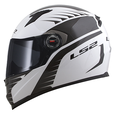 CAPACETE FF358 AIR FIGHTER LS2