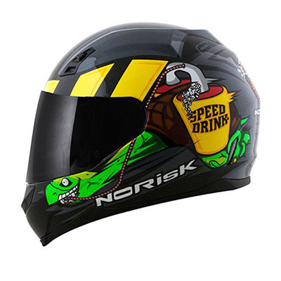 CAPACETE FF391 SPEED DRINK NORISK