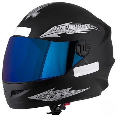 CAPACETE NEW LIBERTY 4 IRIDIUM PROTORK