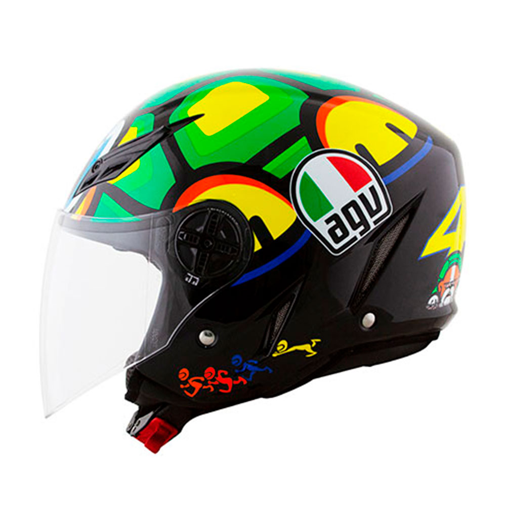CAPACETE BLADE FIVE TURTLE AGV