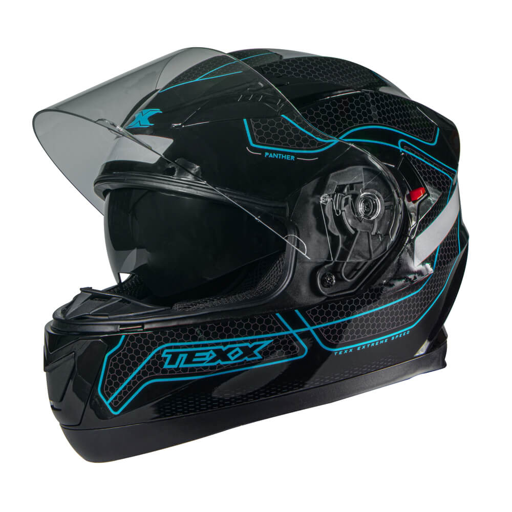 CAPACETE PANTHER G2 TEXX
